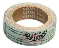 15m Masking Tape ♥ Cinta Adhesiva Papel