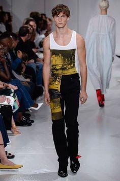 eb8489f0dcea3 Calvin Klein 205W39NYC Spring Summer 2018 Ready to Wear
