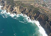 Aerial view of the caves Provinces Of South Africa, Caves, Aerial View, Archaeology, Catcher, Coastal, Trail, Hiking, Explore