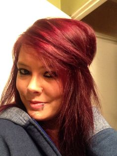 My new hair! Ion Hair Colors, Blue Acrylic Nails, Mermaid Hair, New Hair, Hair Cuts, Long Hair Styles, Medium, Hair Ideas, Hairstyles