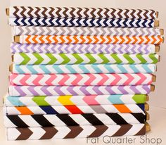 A chevron giveaway on the Jolly Jabber! #fabric #FQS #rileyblake