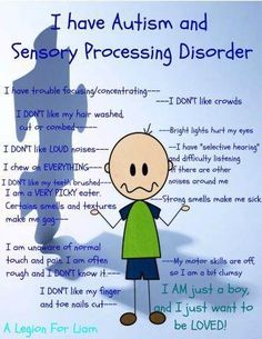 What Is It Like to Have Autism and Sensory Processing Disorder? - The Journey Unexpected