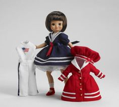 2009 Effanbee Red, White and Tiny Betsy Doll Gift Set Tonner