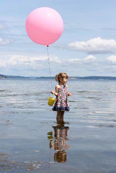 Little girl, big world. #dreameveryday