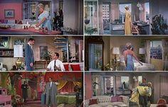 Cinema Style: 20 Unforgettable American Movie Interiors Pillow Talk (1959) Art Direction: Richard H. Riedel, Set Decoration: Russell A. Gausman, Ruby R. Levitt