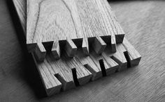 For centuries before the invention of screws and fasteners, Japanese craftsmen used complex, interlocking joints to connect pieces of wood for structures and beams, helping to create a uniquely Jap…