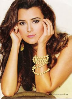 Cote de Paublo. She is simply gorgeous.