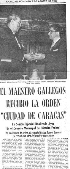 Publicado el 2 de agosto de 1964.