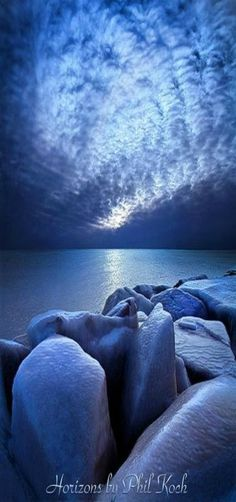 Ice Bound, Wisconsin, USA   by Phil Koch - Amazing Travel Photos, the best pictures of Pinterest.