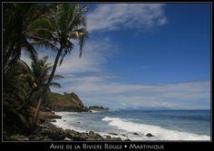 anse de la riviere rouge Martinique