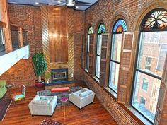 Alley Lofts, City Lofts, Alley Deluxe, Deluxe 2, Nashville Printers, Nashville Bach, Viewsvacation Rental, Rental Travel, Loft Walk