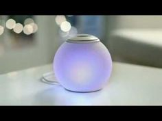 PartyLite ScentGlow Warmer - Color Glow