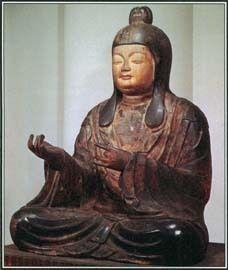 Japanese Mythology - Hachiman, one of the most popular gods of Japanese mythology, was the patron of warriors.