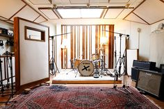 Credit: Katherine Rose Lightship95 studio in LondonOwner Ben Phillips wanted to make 'a space with character where peo...