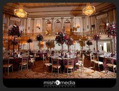 palmer house hilton, wedding suite   Palmer House Hilton Hotel Chicago » Chicago Wedding Photographer ...