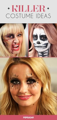 21 Costumes That Will Inspire You This Halloween #halloween #costumes #makeup