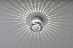 plafondlamp 84503: modern, design, aluminium, rond ...