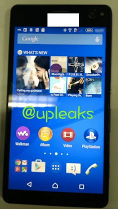 Sony Xperia C4 Aka Sony Cosmos Leaked : Images & Specs