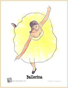 Ballerina (Degas) |