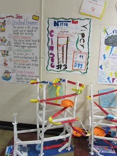 How do you make the slowest roller coaster for school using tape and a toilet paper roll?