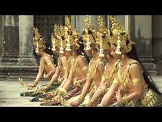 Apsara dance 4 end - YouTube