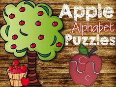 Alphabet by Bonnie Kathryn Teaching | Teachers Pay Teachers