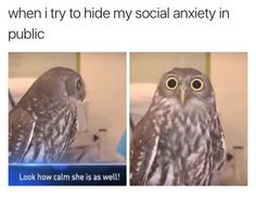 I joke about my anxiety to hide the hurt.