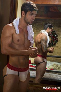 Patric John for Modus Vivendi Christmas Line