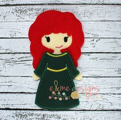 Meri Doll Embroidery Design File You will receive the doll and the outfit pictured. SIZES:  5×7 A color chart and PDF photo instructions are included. Formats offered:DSTEXPJEFHUSPESVIPXXXIf you need a different format, please contact us and we will try to work with you. This is a design file. This is NOT the finished product. You will need an …