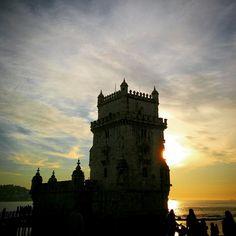 Torre dos pastéis de Belém (Lisboa, Portugal)