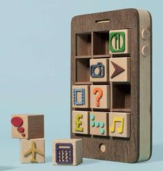 An iPhone for the Modern Toddler via Brit + Co.