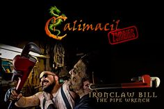 Ironclaw Bill de Calimacil : entraînement contre les zombies  http://www.zombiesworld.com/ironclaw-calimacil-entrainement-contre-les-zombies