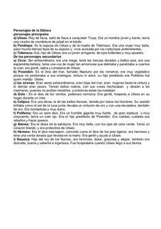 10 Ideas De Odisea La Odisea Canto Odisea Resumen