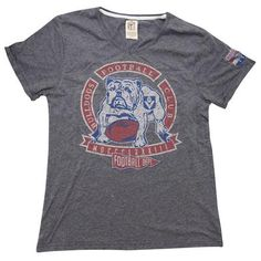 Western Bulldogs Mens Retro T-Shirt $39.95
