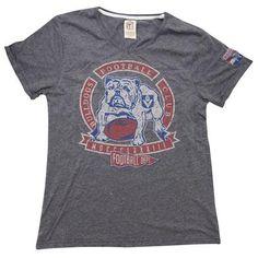 Western Bulldogs Mens Retro T-Shirt $39.95