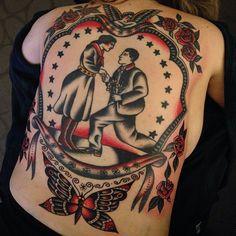 Max Kuhn Tattoo