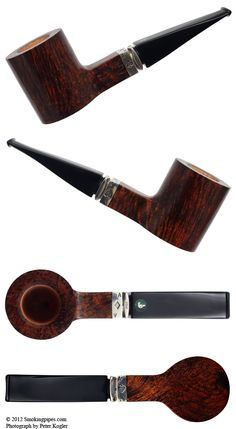 L'Anatra Smooth Poker d'Assi with Silver