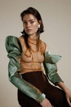 Isamaya Ffrench Airbrush Make-Up | Interview Magazin