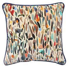 Heal's 1810 Cushion in Theia by Kit Miles