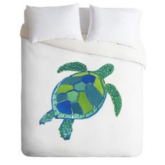 Found it at AllModern - Sea Turtle Duvet Cover Collection