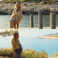 Lily in the Mamma Mia trailer. I'm so excited for this. I've been a fan of ABBA since I was a little kid (my teacher was actually in a cover band and me and my friends would go to their concerts and fangirl in the front ) and I loved the first Mamma Mia so Lily being cast on the sequel/prequel is just so amazing!   #LilyJames #MammaMia2 #MammaMiaHereWeGoAgain