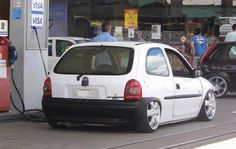 Opel Corsa b | Lowered, Slammed, Hellaflush