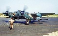 Nice colour picture of RAF De Havilland DH 98 Mosquito during WWII, 1945 at Kolkata, India Ww2 Aircraft, Fighter Aircraft, Military Aircraft, Fighter Jets, Aircraft Photos, De Havilland Mosquito, Photo Avion, Ww2 Planes, Vintage Airplanes
