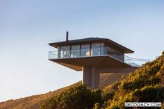 Beautiful Elevated Seashore Pole Residence In Australia - http://www.decoracy.com/interior-decor/beautiful-elevated-seashore-pole-residence-in-australia.html