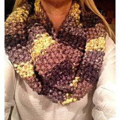 Handmade Stylish Infinity Scarf Etsy Shop: Knitfashions