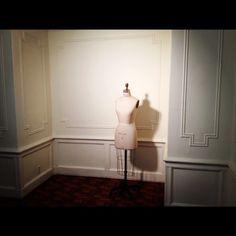 @Christina DeSmet | DeSmitten Instagram - Dress Form in my Apartment