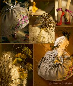 costume detail by Tireless Artist, via Flickr