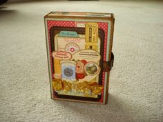 A Creative Operation: box and mini album