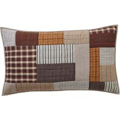 Rory Pillow Sham- 2 sizes to choose from