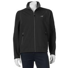 Men's New Balance Softshell Performance Jacket, Size: